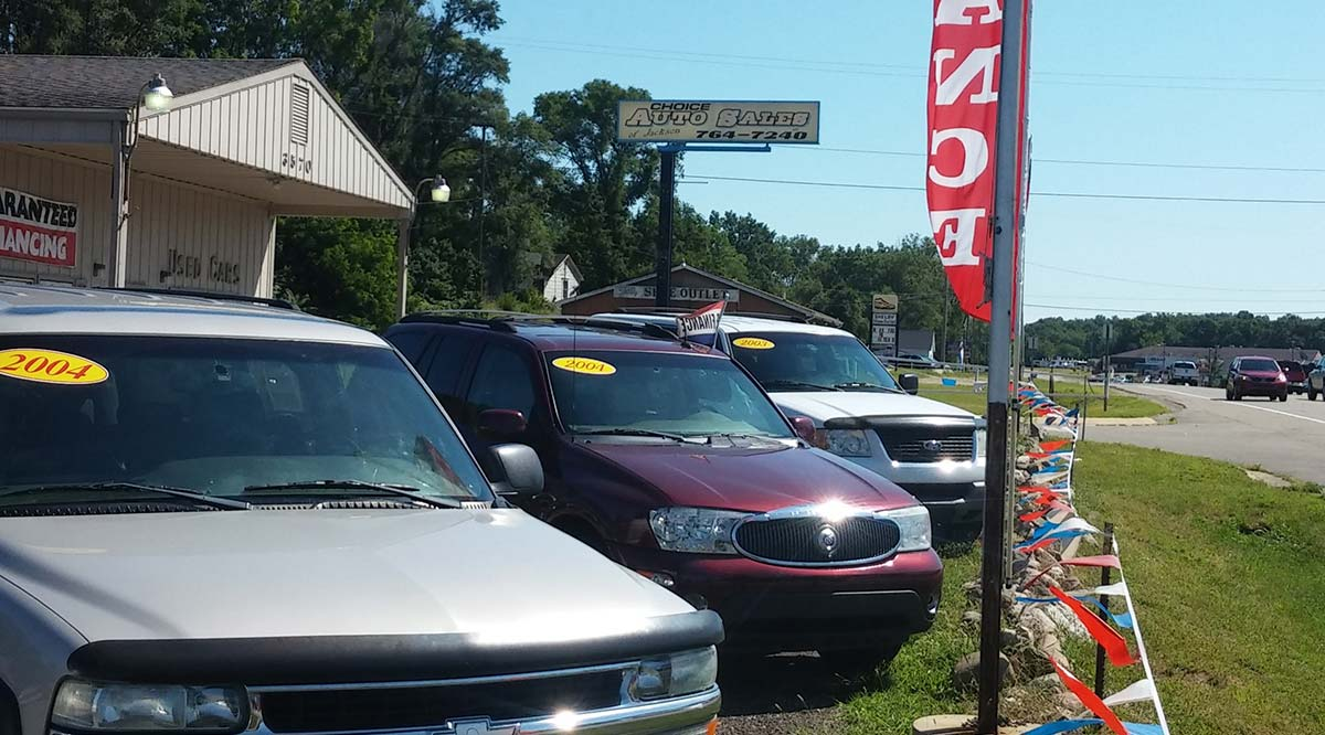 Choice Auto Sales And Service Of Jackson Michigan Used Cars